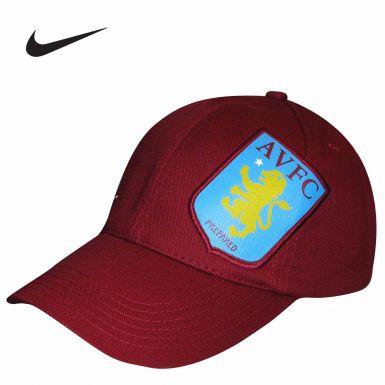 Aston Villa Kids Baseball Cap by Nike