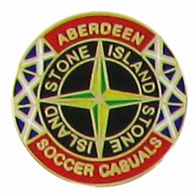 Aberdeen Casuals Badge