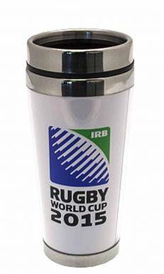 Rugby 2015 World Cup Travel Mug