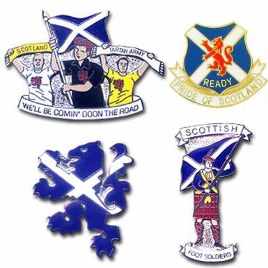 Scotland Badges