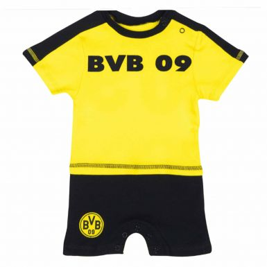Borussia Dortmund Baby Nightsuit Set