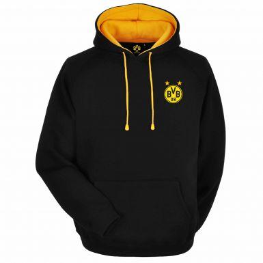 Borussia Dortmund Crest Hoodie