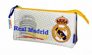 Real Madrid Jumbo Pencil Case