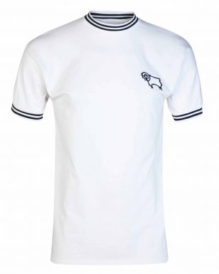 Derby County 1972 Retro Shirt