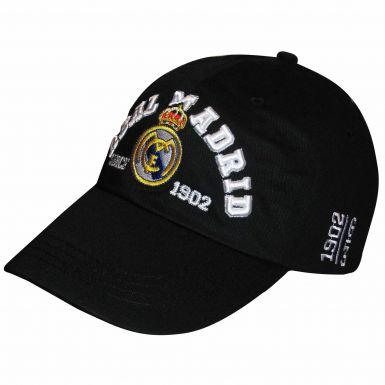 Real Madrid Crest Baseball Cap