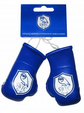 Sheffield Wednesday Mini Boxing Gloves