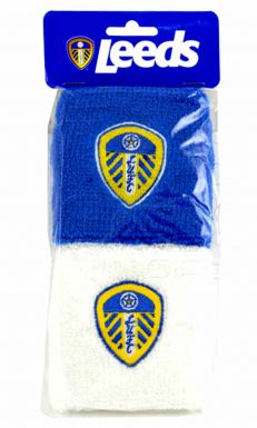 Official Leeds United Crest Wristbands