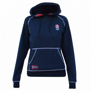 Ladies England RFU Rugby Hoodie