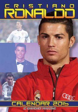 Cristiano Ronaldo 2016 Football Calendar