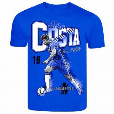 Diego Costa Spain & Chelsea Goal Machine T-Shirt