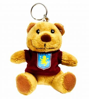 Aston Villa Bag Buddy Keyring