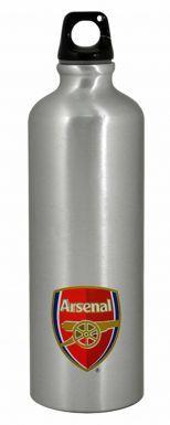 Arsenal FC Crest Aluminium Drinks Bottle