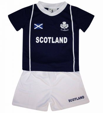 Scotland Rugby Mini Kit for Kids