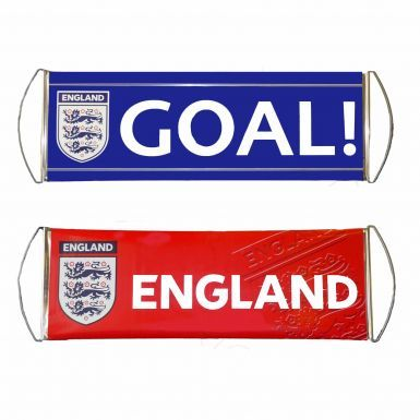 England Football Fans Celebration Banner