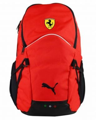 Official Ferrari F1 Scuderia Racing Rucksack