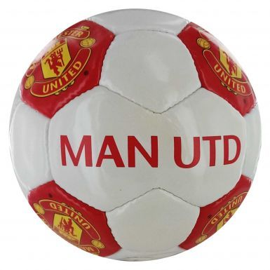 Official Man Utd Crest Football Size 5