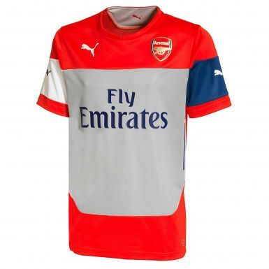 Arsenal FC Crest Training Jersey by Puma
