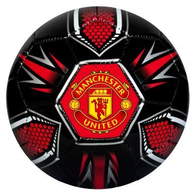 Official Man Utd Crest Soccer Ball Size 5