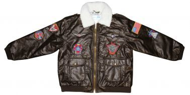 Kids USA Air Force Flying Jacket