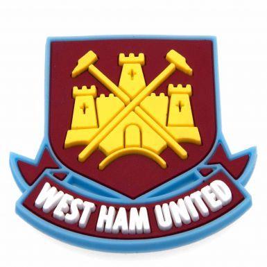West Ham United 3D Crest Fridge Magnet