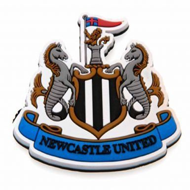 Newcastle United 3D Crest Fridge Magnet