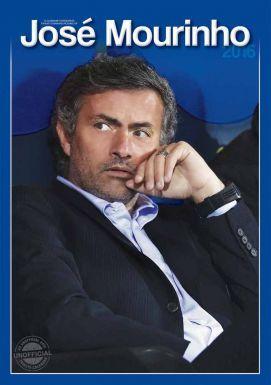 Jose Mourinho Special One 2016 Calendar