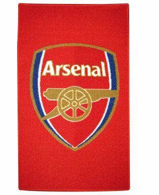 Arsenal FC Crest Rug
