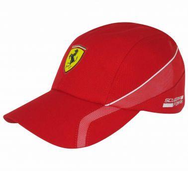 Ferrari Scuderia F1 Crest Baseball Cap