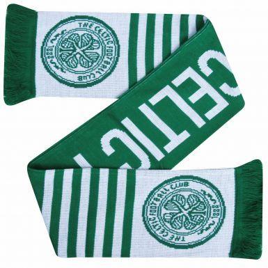 Celtic FC Crest Scarf