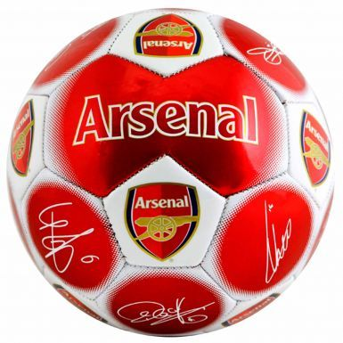 Official Arsenal FC Signature Football Size 5