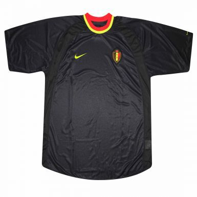 Belgium Football Shirt by Nike