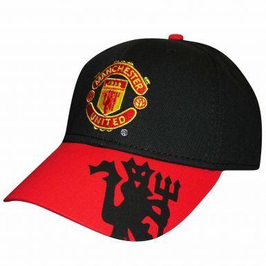 Man Utd Red Devils Baseball Cap