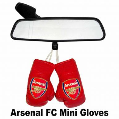 Arsenal FC Mini Boxing Gloves