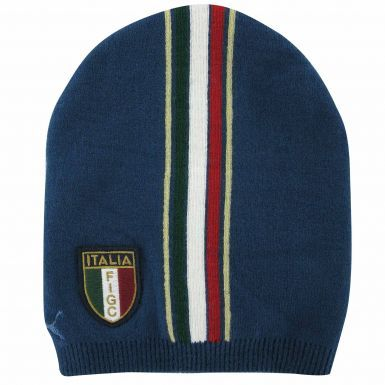 Official Italy Football Beanie Hat by Puma