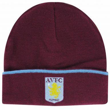 Aston Villa Crest Bronx Hat