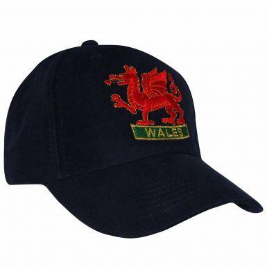 Wales Dragon Baseball Cap