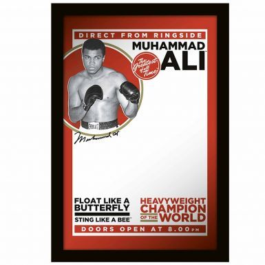 Muhammad Ali Boxing Legend Mirror
