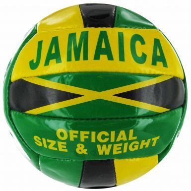 Jamaica Flag Size 5 Football