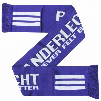 RSC Anderlecht Football Scarf by Adidas