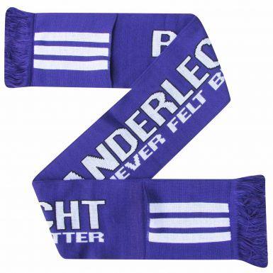 RSC Anderlecht Football Scarf by Adidas