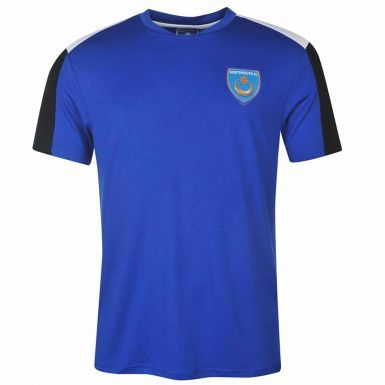 Portsmouth FC Football Crest Shirt