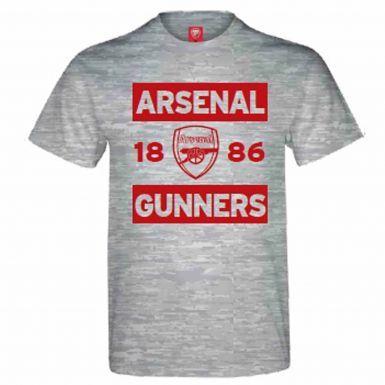 Arsenal FC Gunners 1886 T-Shirt