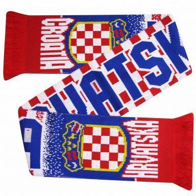 Croatia 2016 Euro Finals Scarf