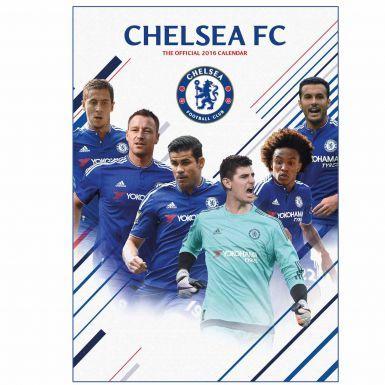Chelsea FC 2016 Football Calendar