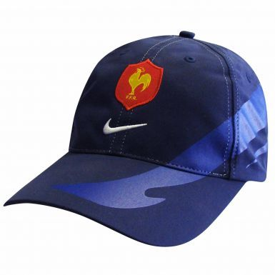 France FFR Rugby Baseball Cap by Nike