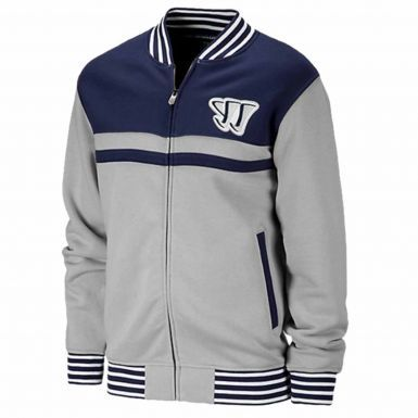 Warrior Varsity Style Leisure Jacket