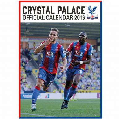 Crystal Palace 2016 Football Calendar