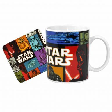 Star Wars Mug & Coaster Set Gift Set