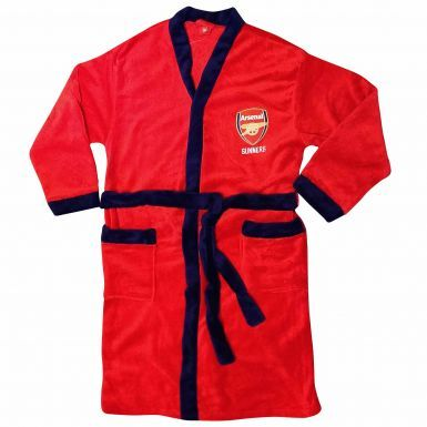 Arsenal FC Adults Dressing Gown