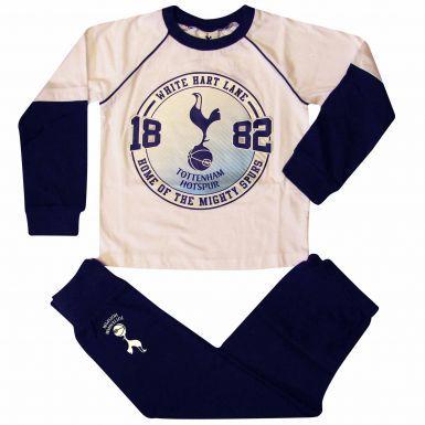 Tottenham Hotspur Spurs 1882 Kids Pyjamas